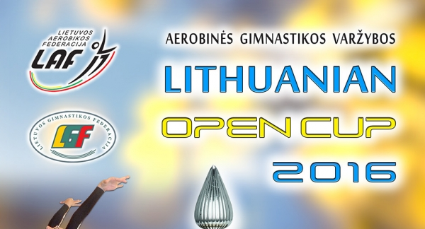 Lithuanian open cup 2016